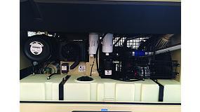 Foto de Doosan lanza dos nuevos compresores de aire port�tiles de fase IIIB