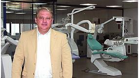 Foto de Entrevista a Federico Schmidt, presidente del sector Dental en Fenin