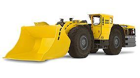 Foto de Atlas Copco presenta la nueva cargadora Scooptram ST18 en la Euro Mine Expo