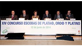 Foto de Entregadas las Escobas de Oro a las ciudades espa�olas e iberoamericanas m�s limpias