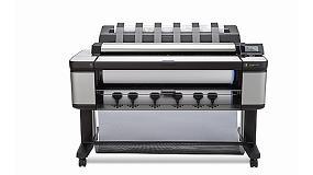 Foto de HP revoluciona el mercado de las impresoras de producci�n con la nueva tecnolog�a de Gran Formato Pagewide