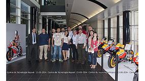 Foto de Los alumnos del Master de la Cetm visitan el Centro Tecnológico de Repsol