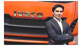 Foto de Marco Romani, nuevo director de Recursos Humanos de la planta de Iveco en Madrid