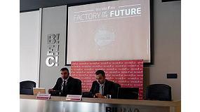 Foto de Tecnalia marca los pasos de la 'Fábrica del futuro'