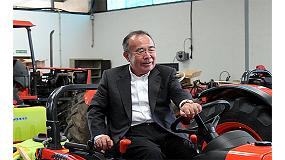 Foto de Fallece el presidente y CEO de Kubota Corporation