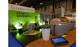Foto de Formato Verde sigue revolucionando el sector de los contenedores de residuos