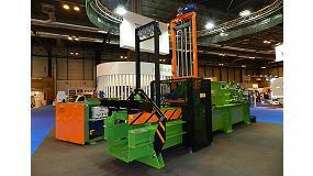 Foto de Jovisa presenta en FSMS 2014 sus prensas y compactadores para el sector del reciclaje