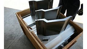 Foto de Metalmaq suministra 10 m de punzón especial con amarre
