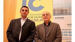 Foto de Francisco Javier García Martín, nuevo presidente de Aidima