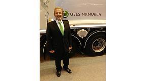 Foto de Entrevista a Cees Solinger, director gerente de Geesinknorba en Espa�a y Portugal