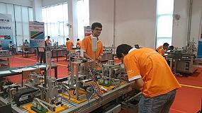 Foto de El IMH participa en los China Skills 2014
