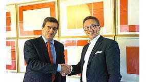 Foto de Acuerdo entre Artexis-easyFairs Group y BEC para desarrollar nuevas ferias industriales