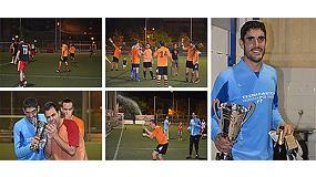 Foto de El equipo de fútbol 7 de Tecnicarton gana la superliga Oro en su categoría