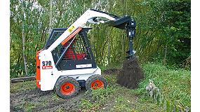 Foto de Bobcat mostrará su cargadora compacta S70 en la feria Demoverde