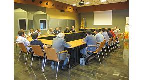 Foto de Se constituye el Consejo Territorial Aragonés de la Fundación Laboral de la Madera y el Mueble