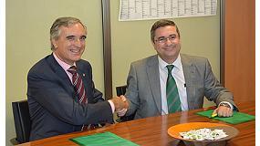 Foto de MANN+HUMMEL IBÉRICA renueva el acuerdo de patrocinio con el Stadium Casablanca para la temporada 2014-2015