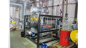 Foto de Tecnología de vacío en seco para la producción de resina fenólica
