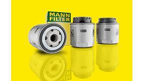 Foto de Mann+Hummel lanza tres nuevos filtros blindados de aceite con diseño y material inteligente