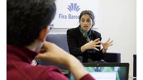 Foto de Entrevista a Pilar Navarro, directora de Expoquimia