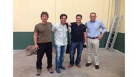 Foto de Encuentro entre Anetva y la Asociación brasileña de empresas de trabajos verticales