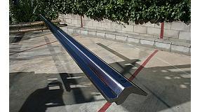 Foto de Metalmaq sumistra un punzón de 4 metros para una plegadora Loire