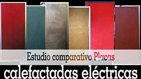 Foto de Un estudio de SGS confirma que la placa calefactada eléctrica de Roctena es la más eficiente en consumo energético