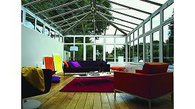 Foto de Espacio, ambiente y luz con las verandas Tourmaline de Technal