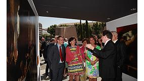 Foto de El Museo de Arte Contempor�neo de Budapest sale a la calle con la ayuda de la tecnolog�a de impresi�n HP Latex