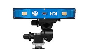 Foto de HDI 120, escáner compacto 3D para soluciones OEM y aplicaciones industriales