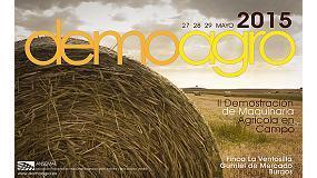 Foto de Demoagro 2015 arranca motores