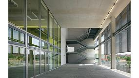 Foto de Soluciones Technal en el nuevo Palacio de Congresos de Sevilla, de Guillermo Vázquez Consuegra