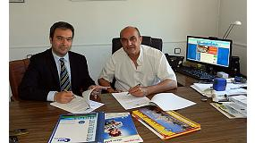 Foto de Ibstt e Interempresas estrechan su relación con la firma de un convenio de colaboración