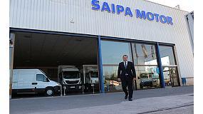 Foto de Iveco España renueva la gestión de su concesionario en Valencia