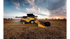 Foto de New Holland rediseña sus cosechadoras CR para alcanzar el máximo rendimiento