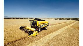 Foto de New Holland Agriculture completa la gama TC con el nuevo modelo de cuatro sacudidores