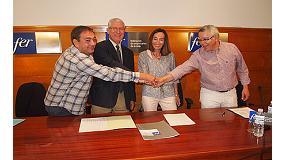 Foto de Se constituye la Fundación Laboral de la Madera y el Mueble de La Rioja