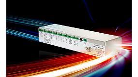 Foto de Infaimon presenta P1660 RS-232, el controlador LED de 16 canales con control de trigger independiente de Gardasoft