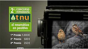 Foto de TNU convoca su segundo concurso fotográfico 'El neumático en positivo'