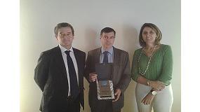 Foto de Anfac valora la labor de Manuel Valle al frente de la Dirección General de Industria