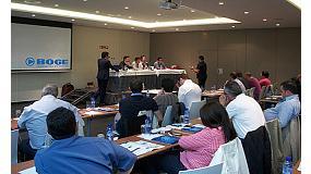 Foto de Boge Compresores celebra su convención de distribuidores