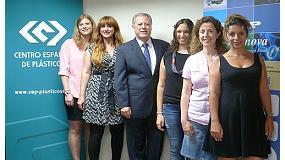 Foto de Entrevista a �ngel Lozano, director del Centro Espa�ol de Pl�sticos