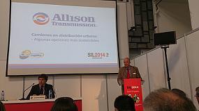 Foto de Allison Transmission expone en SIL 2014 los beneficios ambientales de sus cajas automáticas