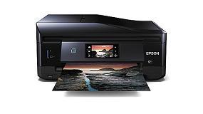 Foto de Epson lanza dos nuevas impresoras multifunción fotográficas Wi-Fi de seis colores
