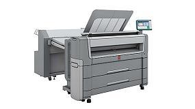 Foto de Canon lanza la nueva impresora de medio volumen Océ PlotWave 500 para documentos técnicos