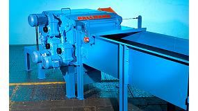Foto de Pallmann muestra en Equiplast 2014 sus nuevos equipos para el reciclaje de materiales plásticos