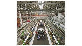 Foto de La planta de Iveco en Valladolid se consolida como la primera de las 62 fábricas de CNH Industrial en todo el mundo