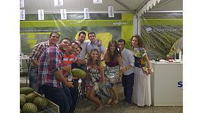 Foto de La Feria Regional del Melón confirma la excelente campaña de Batidor, el nuevo piel de sapo de Syngenta