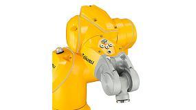 Foto de Stäubli, en Equiplast: mano a mano con el robot