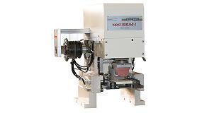 Foto de Tampoprint exhibe en Equiplast su nueva máquina de tampografía Rapid 3000 60-1