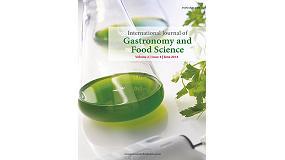 Foto de 'International Journal of Gastronomy and Food Science' publica un nuevo número
